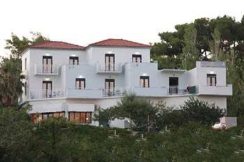 FRINI BOUTIQUE HOTEL  HOTELS IN  Plomari Ag.Isidoros Lesvos